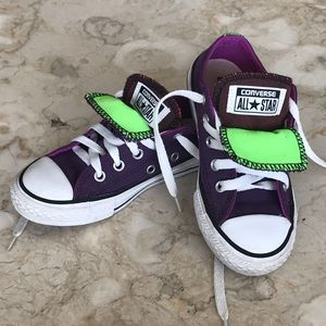 💝2 for $30💝 Converse Sneakers Youth 11